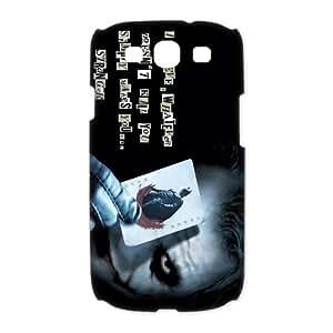 Designyourown Case Joker Samsung Galaxy S3 Case Samsung Galaxy S3 I9300 Cover Case SKUS3-4143 hjbrhga1544