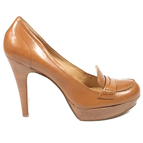 NWABALENE NINE Pump NATURAL LE cm 5 WEST Damen Hacke 12 TqrqnFtx