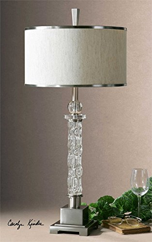 Campania Collection (Glass Table Lamp the Campania Collection Table Lamps)