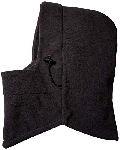 Nova Sport Wear Fleece Balaclava Hooded Face Mask Neck Warmer (Gray)