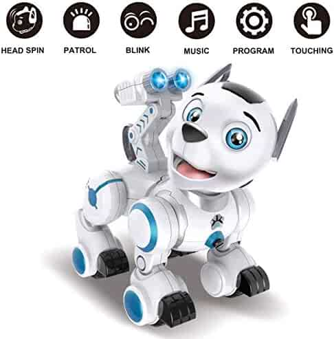 Smart Electronics Reasonable Induction Intelligent Remote Control Robot Children Educational Toys Early Kids Smart Toys With Music Talking Walking Function