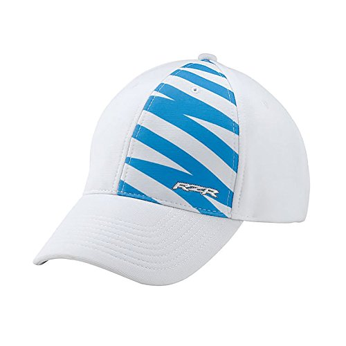 OEM Polaris Womens RZR Shiloh Ridge White & Blue Baseball Hat Cap One Size Fits Most (Polaris Baseball Hat)