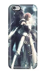 Final Fantasy Fashion Tpu 6 Plus Case Cover For Iphone