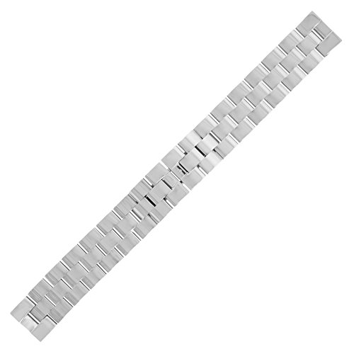 Baume and Mercier Hampton 18-18mm Stainless Steel Men's Watch Band