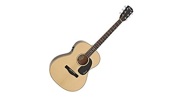 Guitarra Electro-Acustica Hartwood Villanelle Grand Auditorium ...