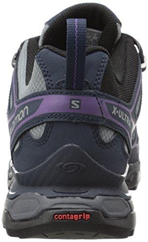 Chaussures Randonnée Salomon Gris de L38158500 Femme tqP00Svw5