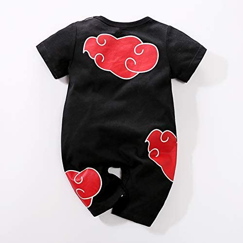 JunNeng Baby Infant Boys Cute Cartoon Short Sleeve Romper One Piece Cosplay Costume Outfit