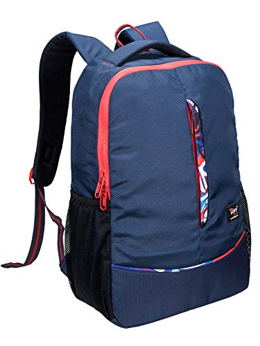 Tuff Gear Michigan Polyester 23 L Navy Backpack