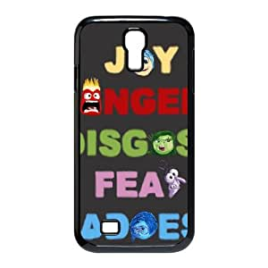 Samsung Galaxy S4 9500 Cell Phone Case Black OUR EMOTIONS Nckqw