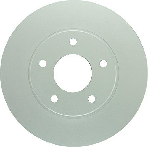 Bosch 25010555 QuietCast Premium Disc Brake Rotor, Front