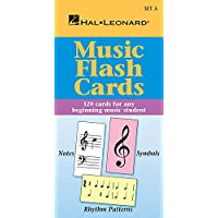 Music Flash Cards - Set A: Hal Leonard Student Piano Library
