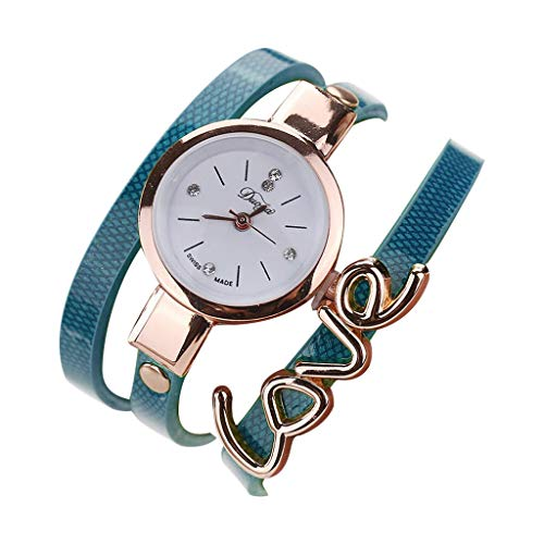 Bracelet Watches for Women,Londony❀ Fashion Analog Quartz Bangle Cuff Bracelet Wrist Watch, Unique Elegant Watch Band (Best Composite Decking 2019)