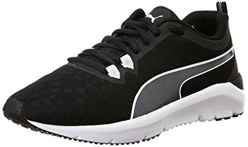 Puma Rush Wns, Chaussures de Fitness Femme Noir (Puma Black-puma White 02)