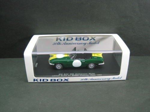 Ahorre 35% - 70% de descuento [KID BOX 30th Anniversary Model] LOTUS ELAN S1 S1 S1 British Clubman Style 1962 by KID BOX  comprar nuevo barato