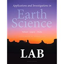 Applications and Investigations in Earth Science (8th Edition)