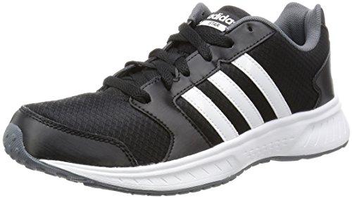 Adidas Vs Stjerne - Aw5258 Hvid-sort-grå GlMflixn