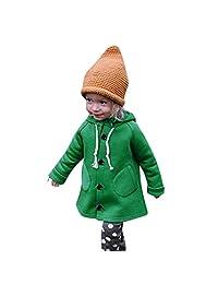 Banstore Hooded Coat Babys Autumn Winter Carton Ear Outwear Clothes