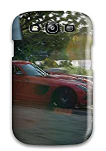 New Style 2871544K59490319 Perfect Tpu Case For Galaxy S3/ Anti-scratch Protector Case (driveclub)