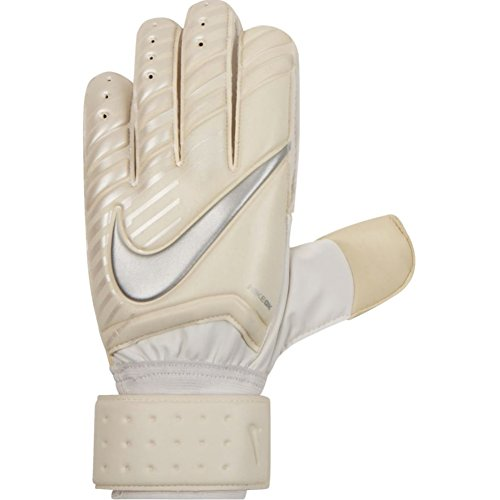 Nike GK Spyne Pro Gloves White/Chrome Size 7