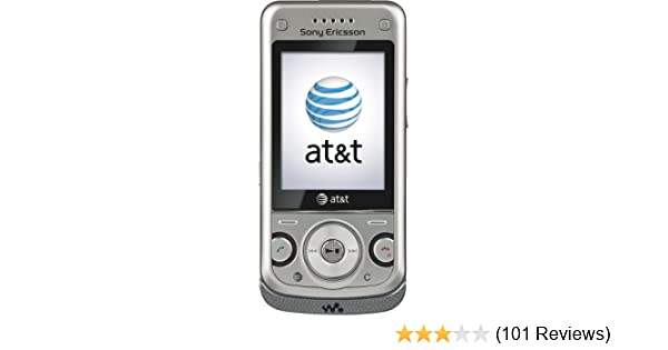 amazon com sony ericsson w760a phone silver at t cell phones rh amazon com Sony DAV HDX576WF Manual Sony User Manual Guide