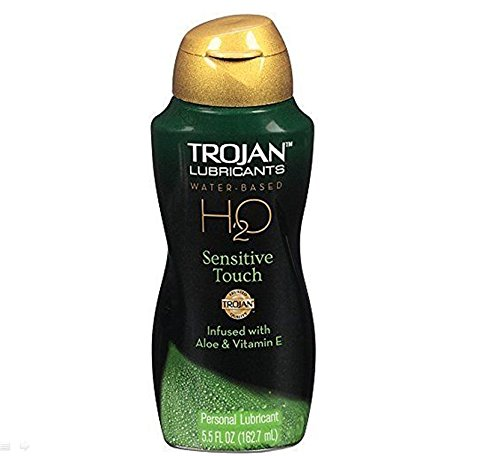 trojan-lubricants-h2o-sensitive-touch-water-based-personal-lube-feels-real-feels-right-size-55-oz