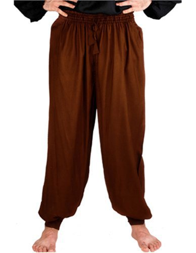 Pirate Costume Harem Pants