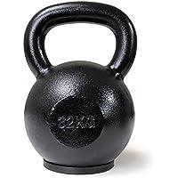 Core Power Gietijzeren Kettlebell | Geschikt voor professioneel en intensief gebruik zoals Fitness, Krachttraining en…