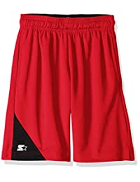 """Starter Boys' 9"""" Lacrosse Short with Pockets, Amazon Exclusive"""