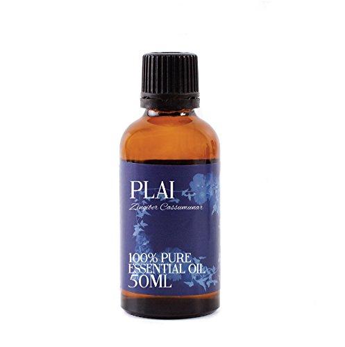 Plai Essential Oil - Mystic Moments | Plai Essential Oil - 50ml - 100% Pure