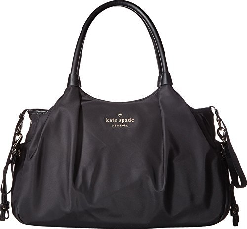 - Kate Spade New York Women's Stevie Baby Bag, Black, One Size