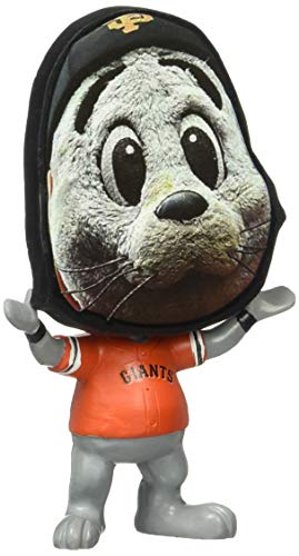 (San Francisco Giants Mascot Flathlete Figurine)