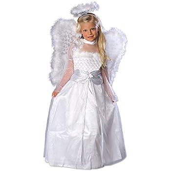 Amazon.com: Disfraz de ángel capullo de rosa para ...