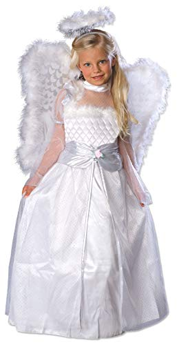 Rubies Rosebud Angel Child Costume, Medium, One Color -