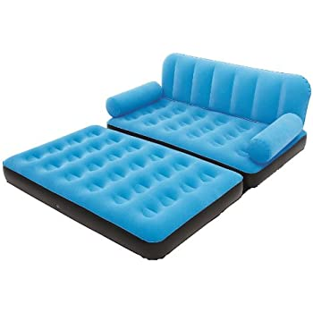 Bestway Multi Max Inflatable Couch With Air Pump, Blue