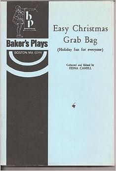 Easy Christmas Grab Bag Holiday Fun For Everyone Edna