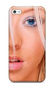 Premium christina Aguilera Case For Iphone 5c- Eco-friendly Packaging 2908575K78343312
