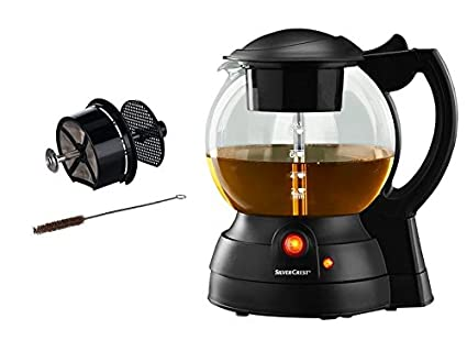 Silvercrest Tea Maker With Auto Stop And Keep Warm Functions