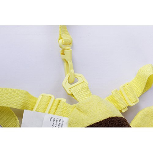 2 in 1 Bee Todddle Safety Harness Backpack Childrens Walking Leash Strap