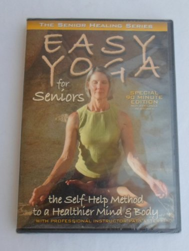 EASY YOGA FOR SENIORS: THE SELF-HELP METHOD TO A HEALTHIER MIND AND BODY (SPECIAL 90 MIN. EDITION, DVD)