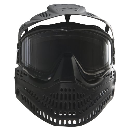 (JT Proflex Paintball Mask (Black) )
