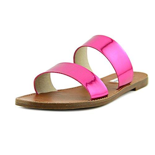 Steve Madden Mujer Sandalias de Malta Pink
