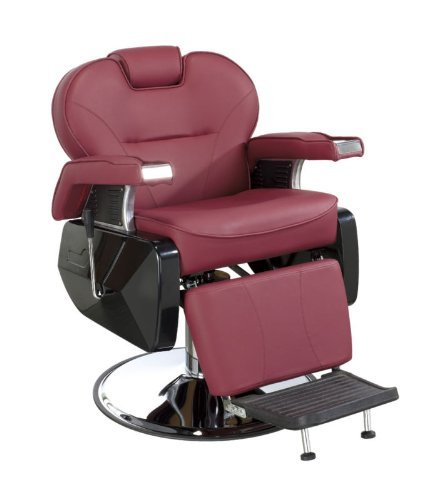 All Purpose Hydraulic Recline Barber Chair Salon Spa J 1