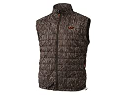 Drake Waterfowl Non-Typical Synthetic Down Vest Bottomland Camo 2XL