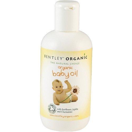 Bentley Organic Baby Oil, 8.4 Fluid Ounce by Bentley Organic