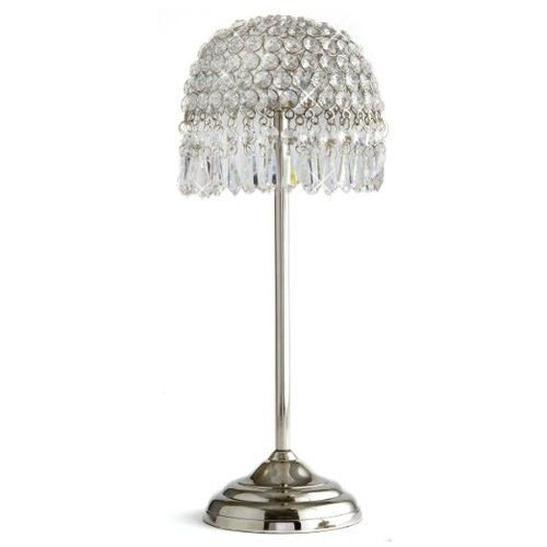 Elegance Sparkle LED Candle Lamp, 17.5-Inch