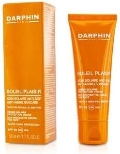 Darphin Soleil Plaisir SPF 30 Sun Protective Cream for Face for Women, 1.7 Ounce