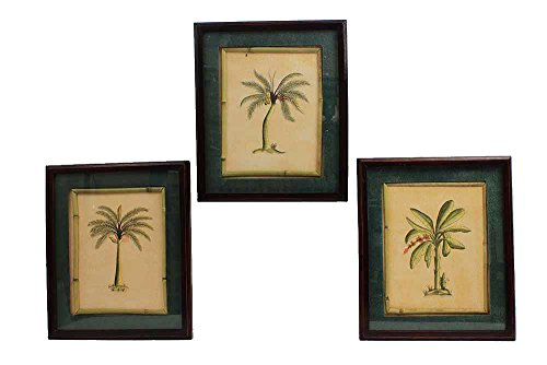 Nautical Tropical Imports Set of 3 15