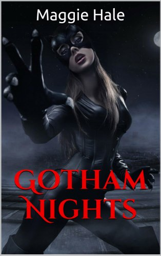 Gotham Nights (Trixxx and Treats Book (Inside Edition Halloween Costumes)