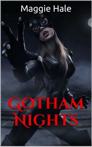 Gotham Nights (Trixxx and Treats Book 2) -