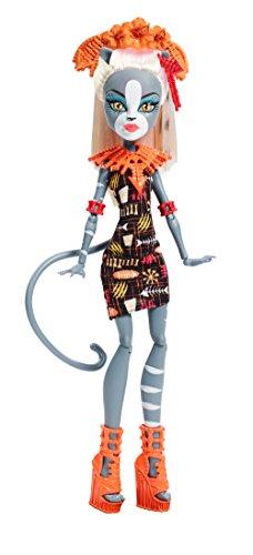 Monster High Ghouls' Getaway Meowledy Doll ()